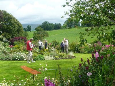 Waddow Lodge Garden